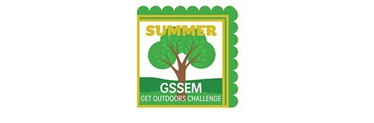 Summer 2019 Get Outdoors Challenge Patch