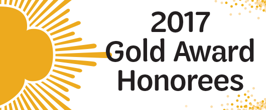 2017 Gold Award Header